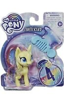 My Little Pony Mane Pony Fluttershy Figure With Potion And Comb!