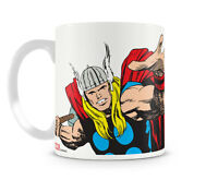The Mighty Thor Kaffee Becher Coffee Mug Tasse Marvel Classic Comics