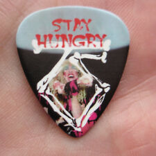 TWISTED SISTER Collectors Guitar Pick; 'Stay Hungry' Classic 1980s Hair Metal