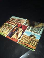 Carte Postal-Ancienne-Versailles-Parterre Nord Et Sud-Galerie Des Glaces.