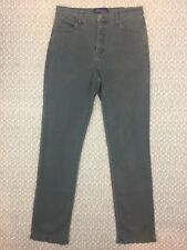 Not Your Daughters Jeans NYDJ Jeans Size 10X32 Women's Gray Straight Denim W43