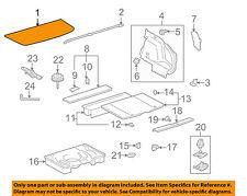 Pontiac GM OEM 03-08 Vibe-Box Bed Tonneau Cover 88970350