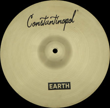 "Constantinopol EARTH SPLASH 12"" - B20 Bronze - Handmade Turkish Cymbals"