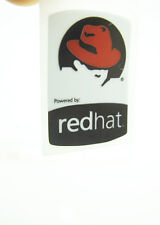 New Linux Red Hat Case Badge Sticker 17mmx26mm for PC Case Sticker03