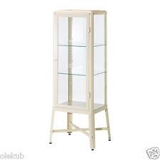 IKEA FABRIKOR Glass - Door Cabinet, Beige FABRIKÖR 202.422.77