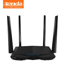 NEW ROUTER . Tenda AC6 1200Mbps Smart Dual-Band Wireless WiFi Router ac6 1200MPB
