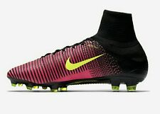 NEW Nike Mercurial Superfly V FG Spark Red Crimson rrp £240 Messi Ronaldo UK 9.5