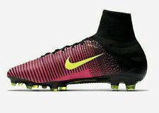 NEW Nike Mercurial Superfly V FG Spark Red Crimson rrp £240 Messi Ronaldo UK 9.5