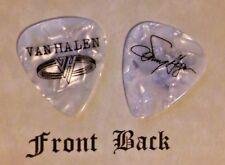 Van Halen - Sammy Hagar band logo signature guitar pick - (W)