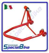 CAVALLETTO POSTERIORE MONOBRACCIO MOTO BMW K 1200 1300 STEEL REAR STAND