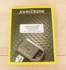 JOHN DEERE Traktor 6520 6620 6820 6920 6920S   Betriebsanleitung  Holländisch