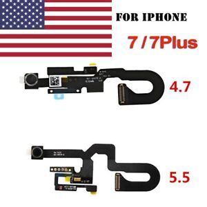 Proximity Light Sensor Front Camera Flex Cable Replacement For iPhone 7& 7 Plus