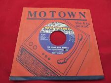 TONY MARTIN THE BIGGER YOUR HEART IS/THE TWO OF US 1965 MOTOWN 1965