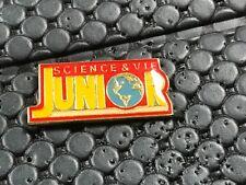 pins pin BADGE MEDIA PRESSE SCIENCE ET VIE JUNIOR