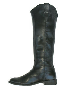 Dolce Vita Tall Riding Boots Wmn Sz 6 Equestrian Style Black Leather