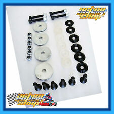 GO KART SIDE-POD FITTING KIT POD BAR BOLT KIT KARTECH RACE PARTS FREE DELIVERY