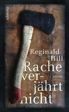 Rache verjährt nicht von Reginald Hill (2013, Taschenbuch) #3713