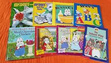 Rosemary Well Books (Lot 8) School Play, Max's Chocolate Chicken, McDuff Comes..