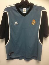 Maillot de football shirt camiseta REAL MADRID third 2002 soccer jersey trikot
