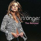 SPEARS Britney - Stronger : the remixes - CD Album