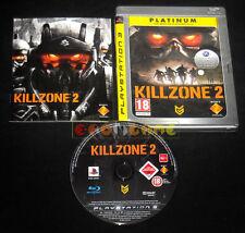 KILLZONE 2 Ps3 Versione Ufficiale Italiana Platinum Kill Zone »»»»» COMPLETO