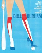Bull Durham (DVD, 2013, Full & Widescreen) Kevin Costner *NEW* *FREE Shipping*
