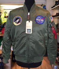 Nylon Bomber, Harrington Alpha Coats & Jackets for Men