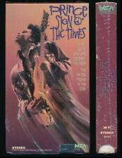 MCA Betamax NOT VHS Prince Sign O the Times 1987 Live Performance NOT ON DVD NM+