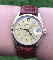 TUDOR Prince Oysterdate Automatic 34mm Watch 75205