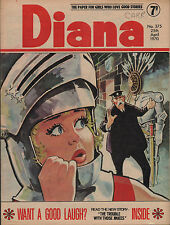Diana Magazine No. 375  25 April 1970
