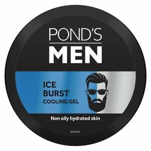 POND'S Men Ice Burst Cooling Non-Oily Hydrated Soothing Face Gel 55 gm