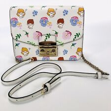 Furla Sanrio Kitty Little Twin Stars NWT Metropolis Crossbody Bag