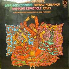 Chabrier(Vinyl LP)Espana-CFP-CFP 169-UK-VG+/Ex