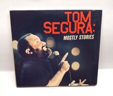 """TOM SEGURA """"MOSTLY STORIES"""" COMEDY CD (2017) 23 TRACKS"""