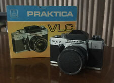 Praktica VLC 2 Camera with 50mm Pentacon Electric Lens + Hot Shoe - Outstanding!