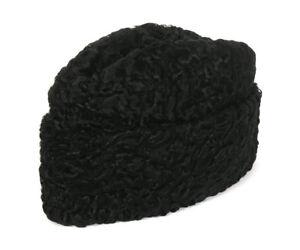 Persian Lamb Ambassador Fur Pie Hat