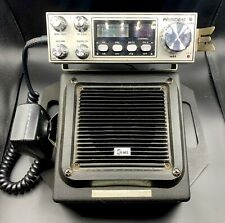 President AR-44 40 channel CB Radio W/Mounted Center Counsel Speaker