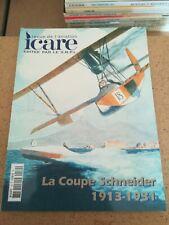 ICARE N°189   LA COUPE SCHNEIDER  1913-1931