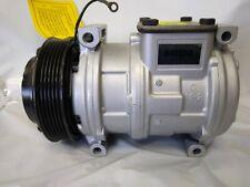 471-0233 Denso A/C Compressor w/Clutch fits 1986-91 Mercedes-Benz 420SEL 560SEC