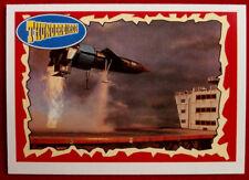 THUNDERBIRDS - A Dangerous Landing - Card #29 - Topps, 1993 - Gerry Anderson