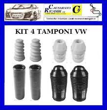 KIT 4 TAMPONI AMMORTIZZATORI   VW GOLF IV AUDI A3