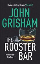The Rooster Bar by John Grisham ( New paperback Book)