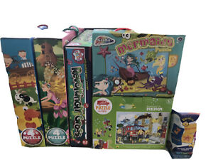 Kids puzzle bundle