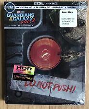 Guardians Of The Galaxy Vol.2 4K+3D+Blu ray+Digital Steelbook Best Buy Exclusive