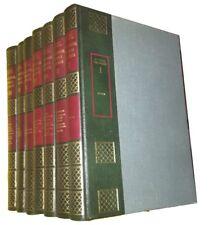 ENCICLOPEDIA GENERALE ILLUSTRATA Rizzoli-Larousse. 7 volumi opera completa