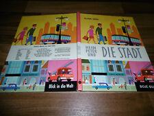 Alain Grée -- HEIDI PETER und die STADT // Boje Verlag 1976