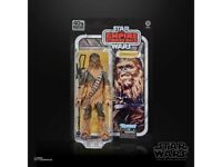 Star Wars 40th Anniversary Black Series Chewbacca TESB Action Figure