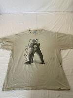 Murina Paul McCartney 2002 Driving USA Rock Tour The Beatles T-Shirt Xl 81
