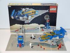 LEGO SPACE No 928 SPACE CRUISER & MOONBASE 100% COMPLETE w/ BOX + INSTRUCTIONS