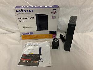 Netgear Wireless N-300 Mbps Gigabit Wireless N Router (WNR2000-100NAS)